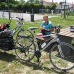 Les randonnées vélo