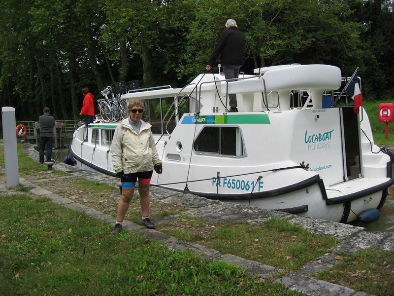 Canal du Midi, écluses