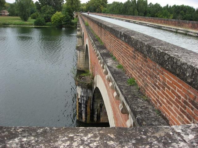 Pont canal de Moissac