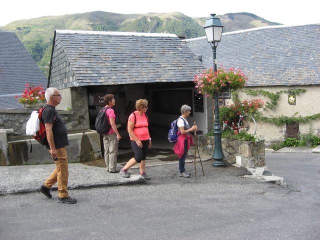Balade des Caneilles St Lary Soulan
