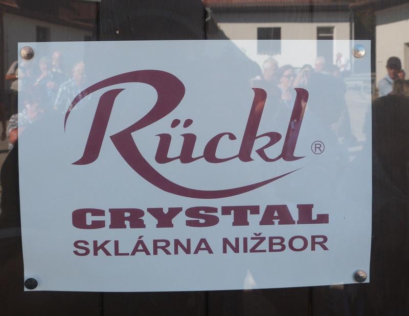 chrystallerie de Nizbor