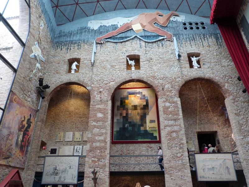 théâtre-musée Dalí