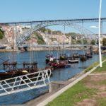 Porto et les 6 ponts qui enjambent le Douro