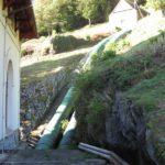 entrale hydro électrique de St Lary