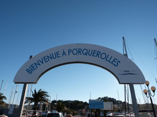 île de Porquerolles