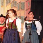 spectacle folklorique Autriche