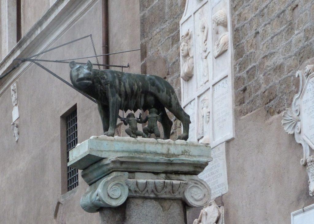 Louve Capitoline