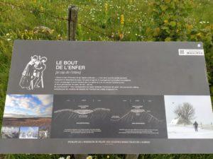 Les chemins de Compostelle De Montgros à St Chély