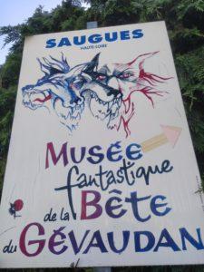 Les chemins de Compostelle de Saugues à La Roche