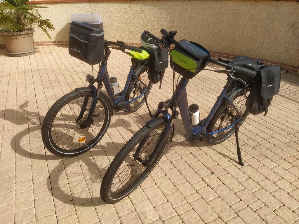 Vélos O2FEEL