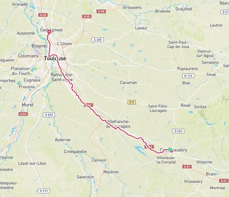 Castelnaudary-Fenouillet