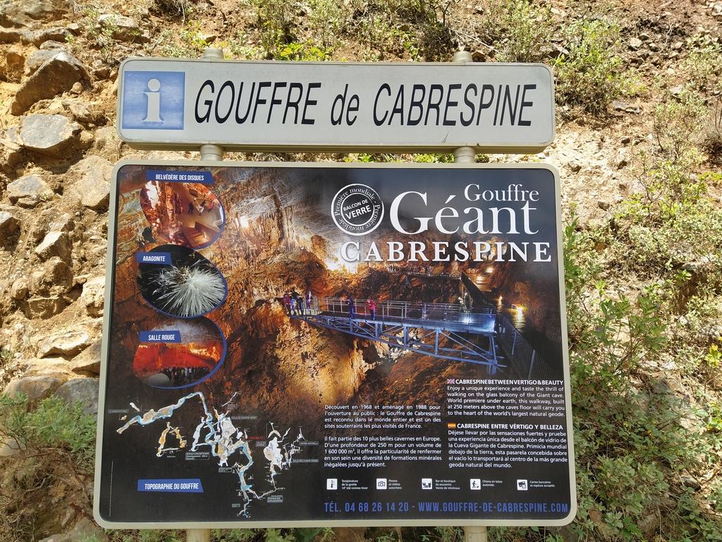 Gouffre de Cabrespine