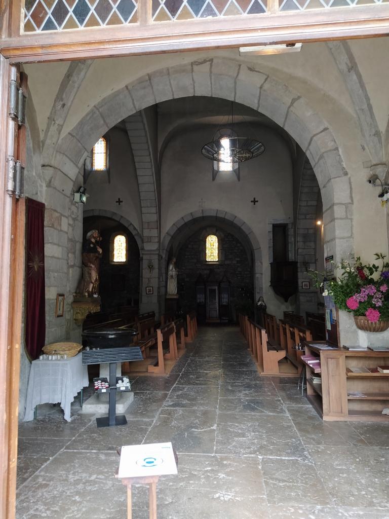 Eglise St Etienne - Cajarc