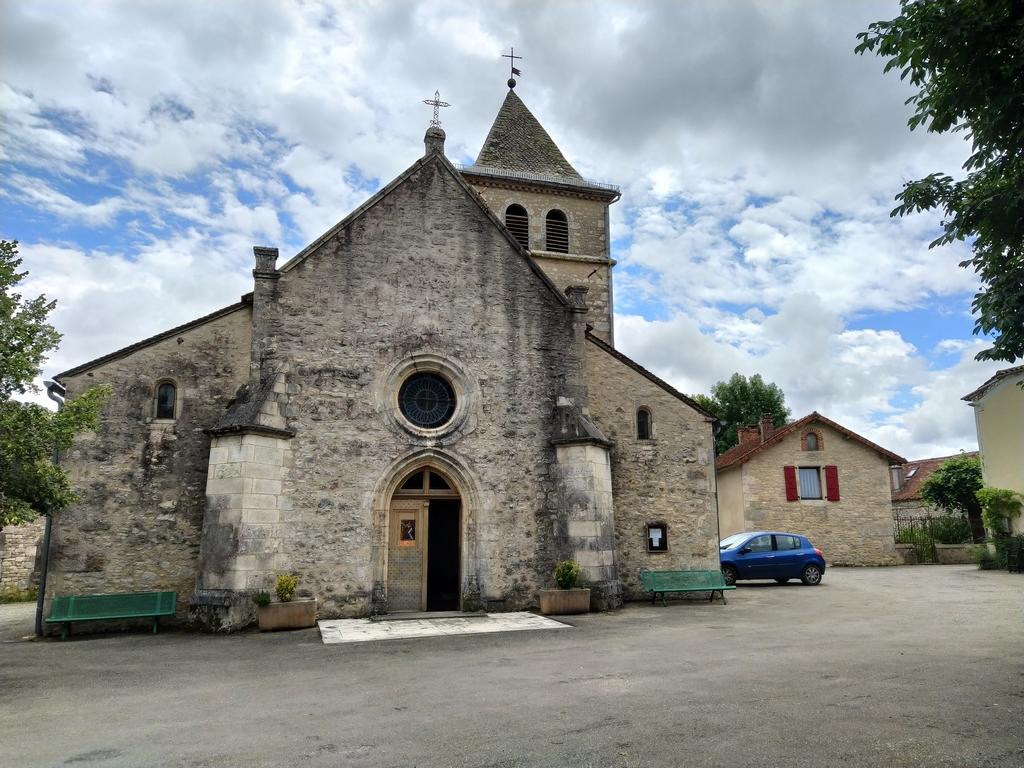 Eglise de Bac