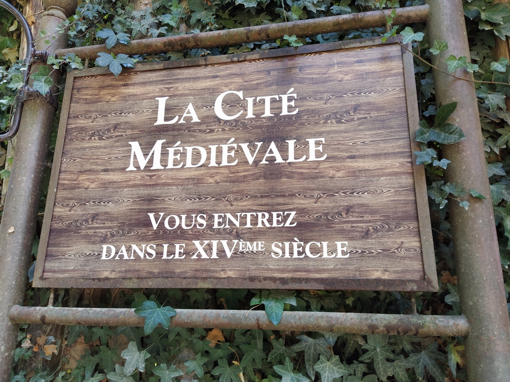 Puy du Fou - Cite Medievale