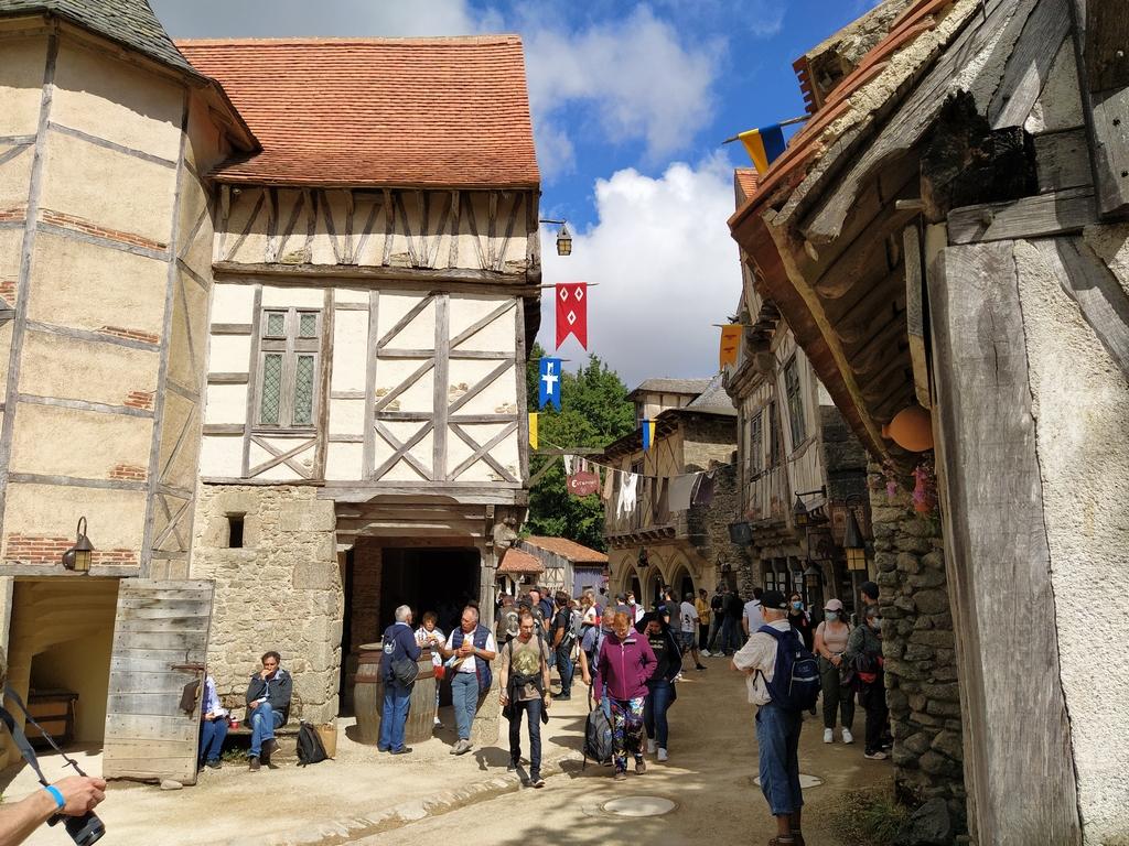 Puy du Fou - Cite Médiévale