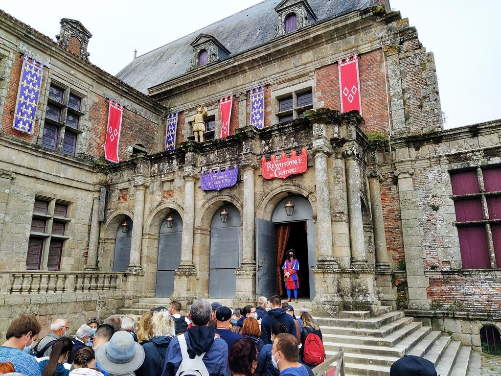 Puy du Fou - Renaissance_chateau