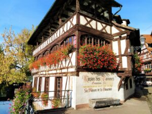 La Petite France : Strasbourg